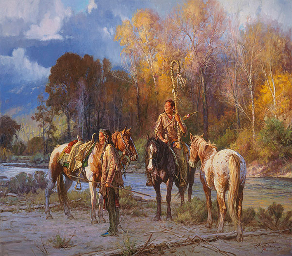 Waiting on the Sun by Martin Grelle