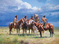 Waiting on the Wolves by Martin Grelle