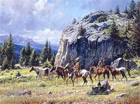 Warriors Quest by Martin Grelle