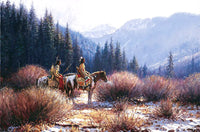 Warriors in the Willows by Martin Grelle