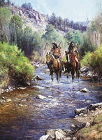 When Horses Leave No Tracks by Martin Grelle