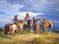 When Wolves Speak by Martin Grelle