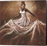 Monica Stewart Ethereal Grace Gallery Wrapped Canvas Art Print