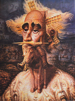 Visions of Quixote – Art Prints by Octavio Ocampo