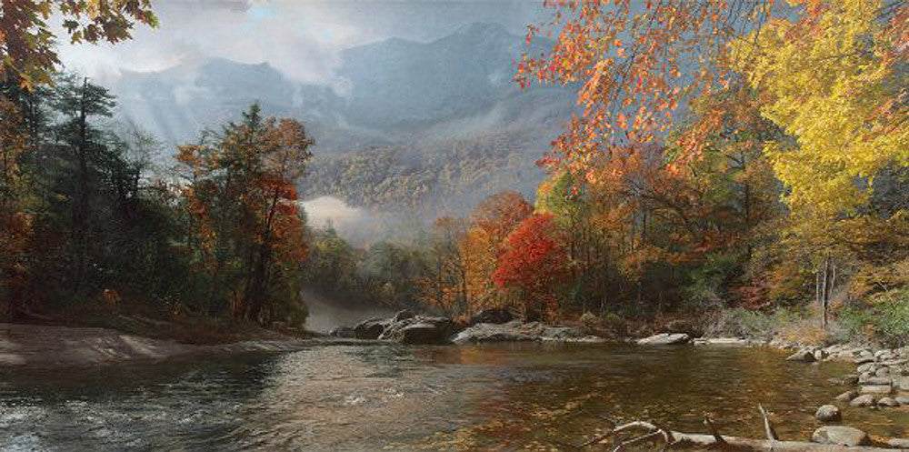 Fall in the Appalachians – Mount Mitchell by Phillip Philbeck