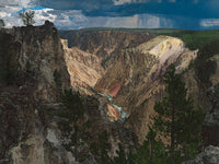 Grand Canyon of the Yellowstone by Phillip Philbeck