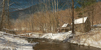 High Country Grist Mill by Phillip Philbeck