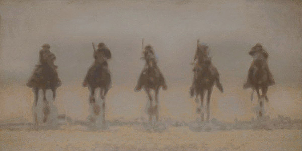 Five Riders by Rob Stern