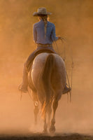 Dusty Days Art Prints by Robert Dawson