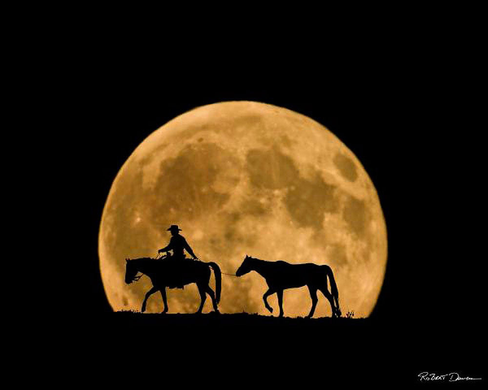 Full Moon Ride by Robert Dawson
