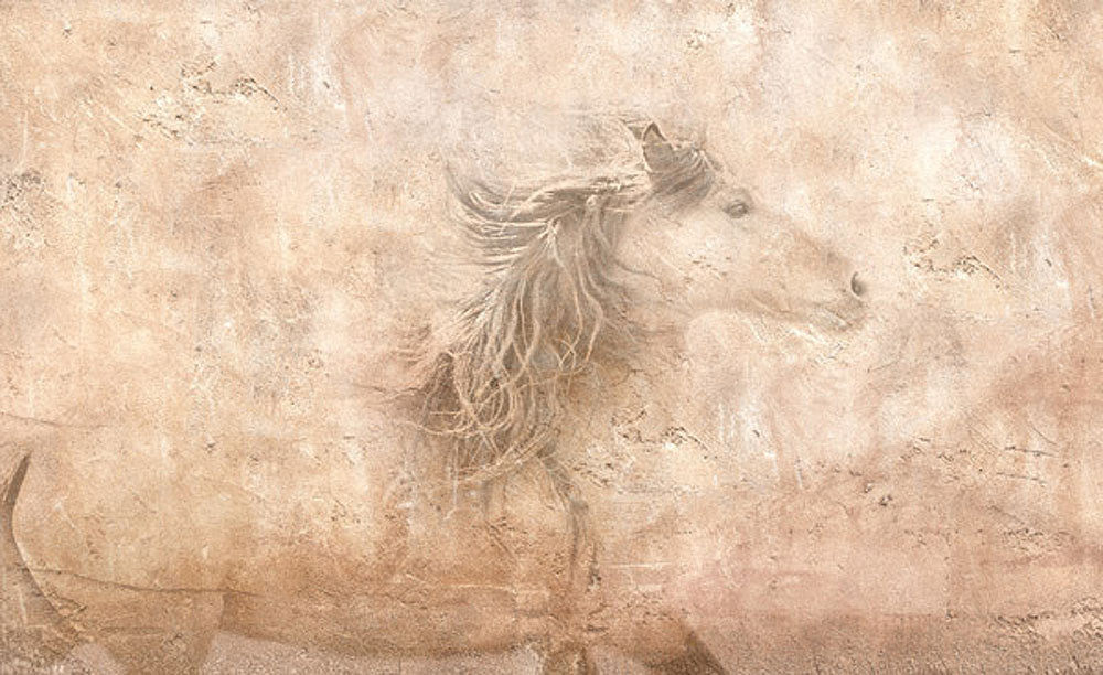 The Fresco Horse by Robert Dawson