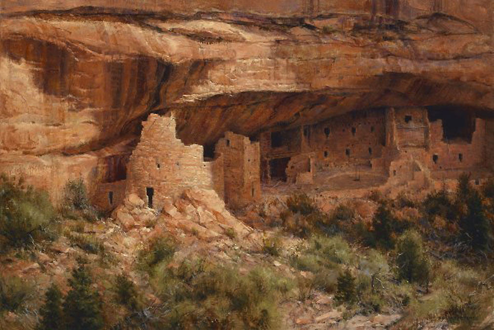 Ancient Empire, Mesa Verde by Robert Peters