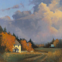 Autumn Light Art Prints by Romona Youngquist Artist