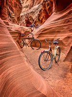Owl Canyon Trio by Todd Van Fleet
