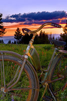 Vail Valley Sunset by Todd Van Fleet