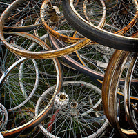 Wheels by Todd Van Fleet
