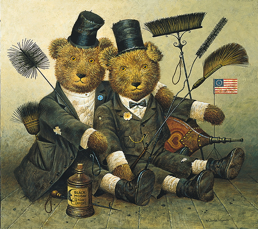 Ashley & Grimes Art Prints By Charles Wysocki Artist