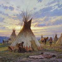 Between Earth and Sky Art Prints by Martin Grelle