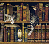 Frederick the Literate Art Prints By Charles Wysocki Artist