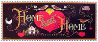Home Sweet Home Art Prints By Charles Wysocki Artist
