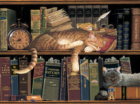 Remington the Well Read Art Prints By Charles Wysocki Artist