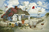 Root Beer Break at the Butterfields Art Prints By Charles Wysocki Artist