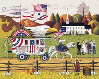 So Proudly We Hail Art Prints By Charles Wysocki Artist