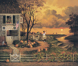 Supper Call Art Prints By Charles Wysocki Artist