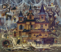 Sweetheart Hotel Art Prints By Charles Wysocki Artist