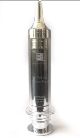 Face lift syringe by platinum deluxe cosmetic products