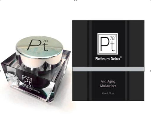 Anti-aging moisturizer by Platinum Deluxe
