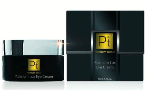 Why Models Prefer Platinum deluxe eye cream