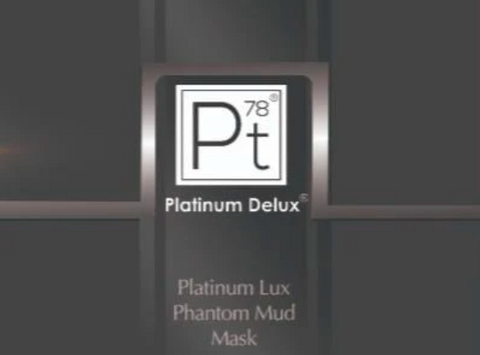 Phantom mud masks platinum lux