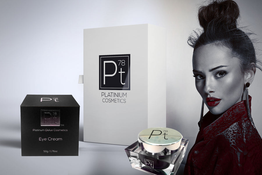 Platinum Deluxe ® cosmetics Luxury Skincare & Beauty