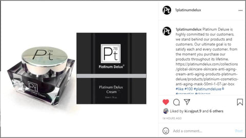 PlatinumDelux Health/Beauty Platinum Deluxe ® Cosmetic 💄 🖌️ The Luxury Skin Care Products Beauty of 78.5 Million Followers VISIT THIS WEBSITE