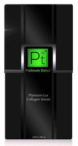 Platinum lux collagen serum