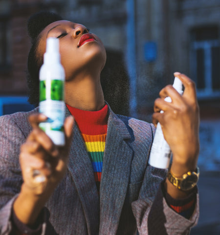 Setting spray and its benefits in makeup routine