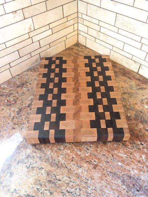 New End Grain Cutting Board