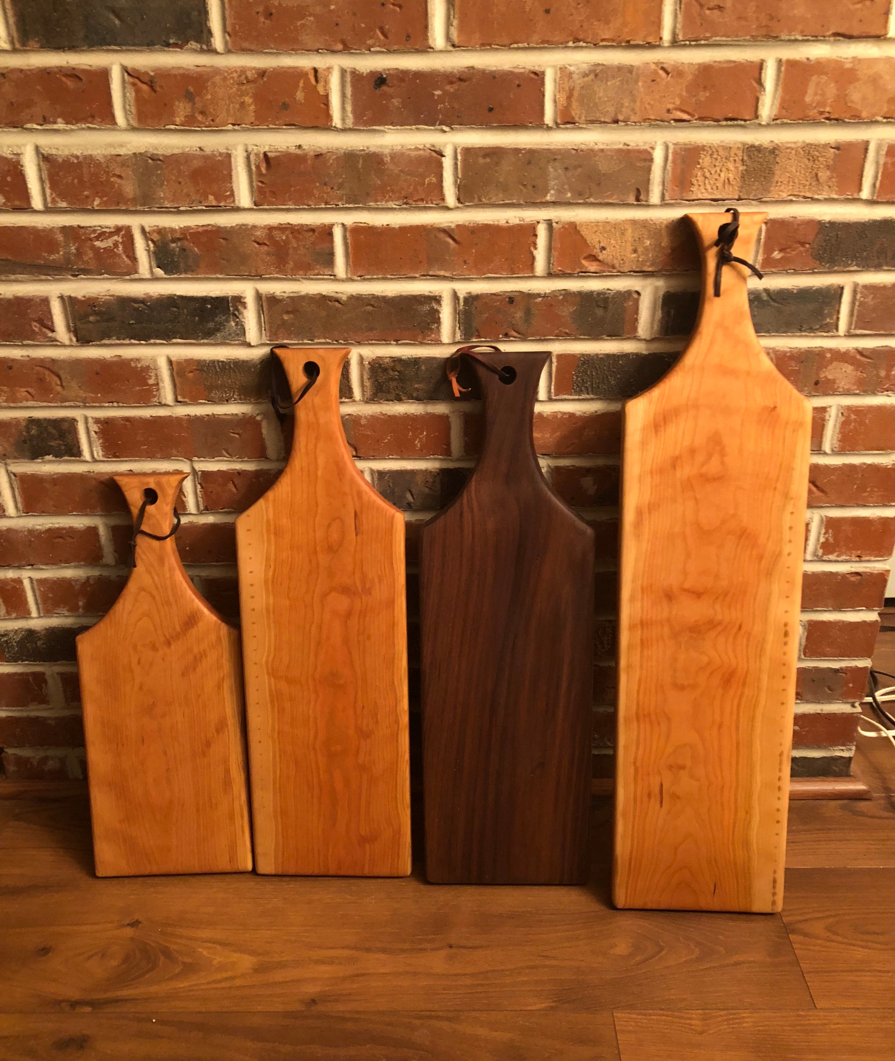 hardwood cheese board