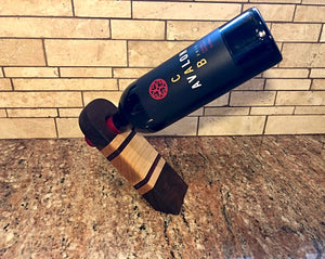 Magic Wine Bottle Stand