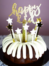Acrylic Happy Eid centerpiece/cake topper
