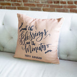 Ramadan & Eid calligraphy Pillows