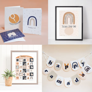 Luna Printable Decor Bundle