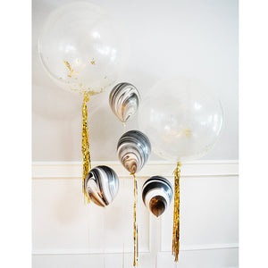Marble Agate Balloons