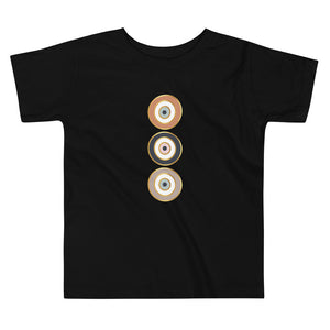 Karma Eyes Kid's T-shirt