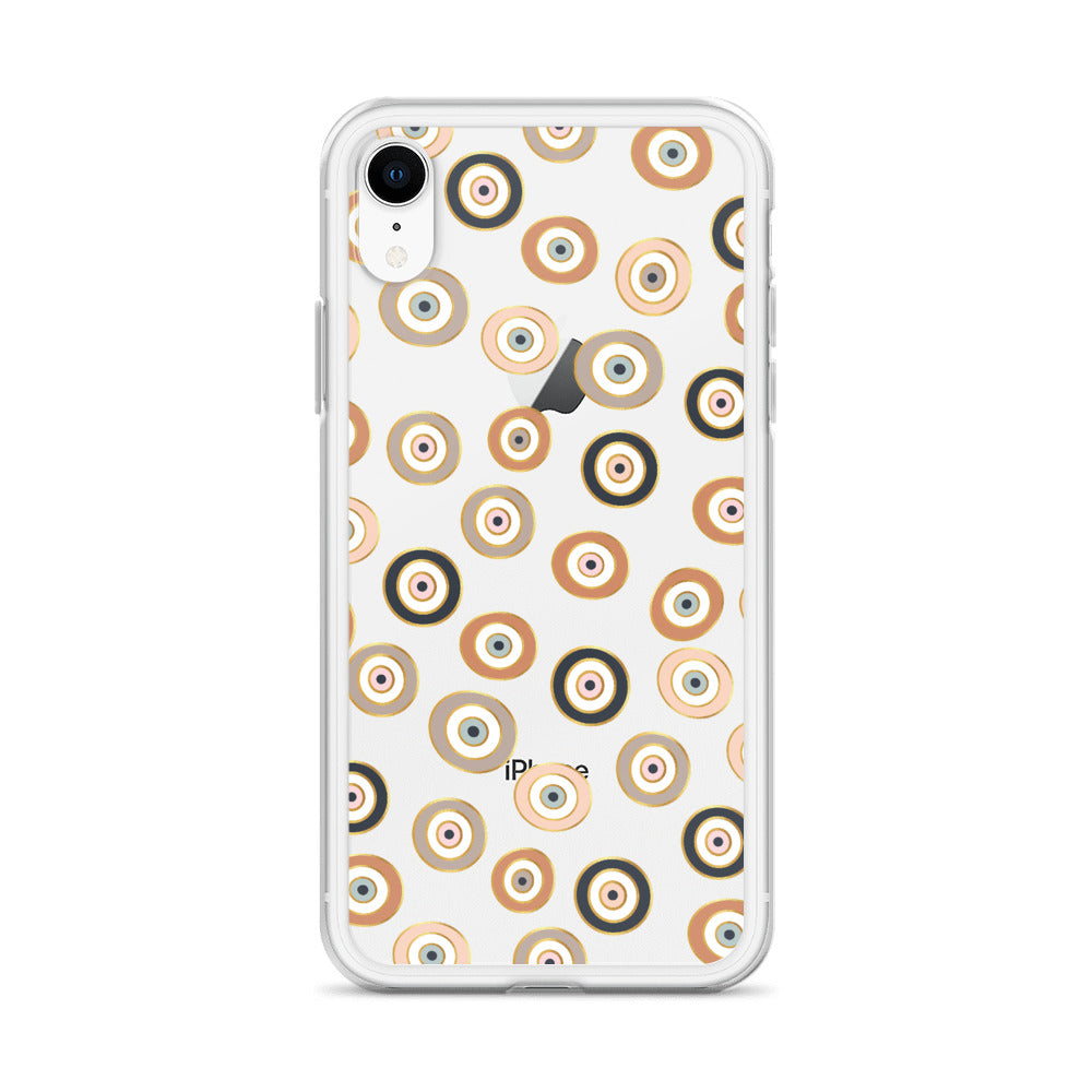 Karma Eyes iPhone Case