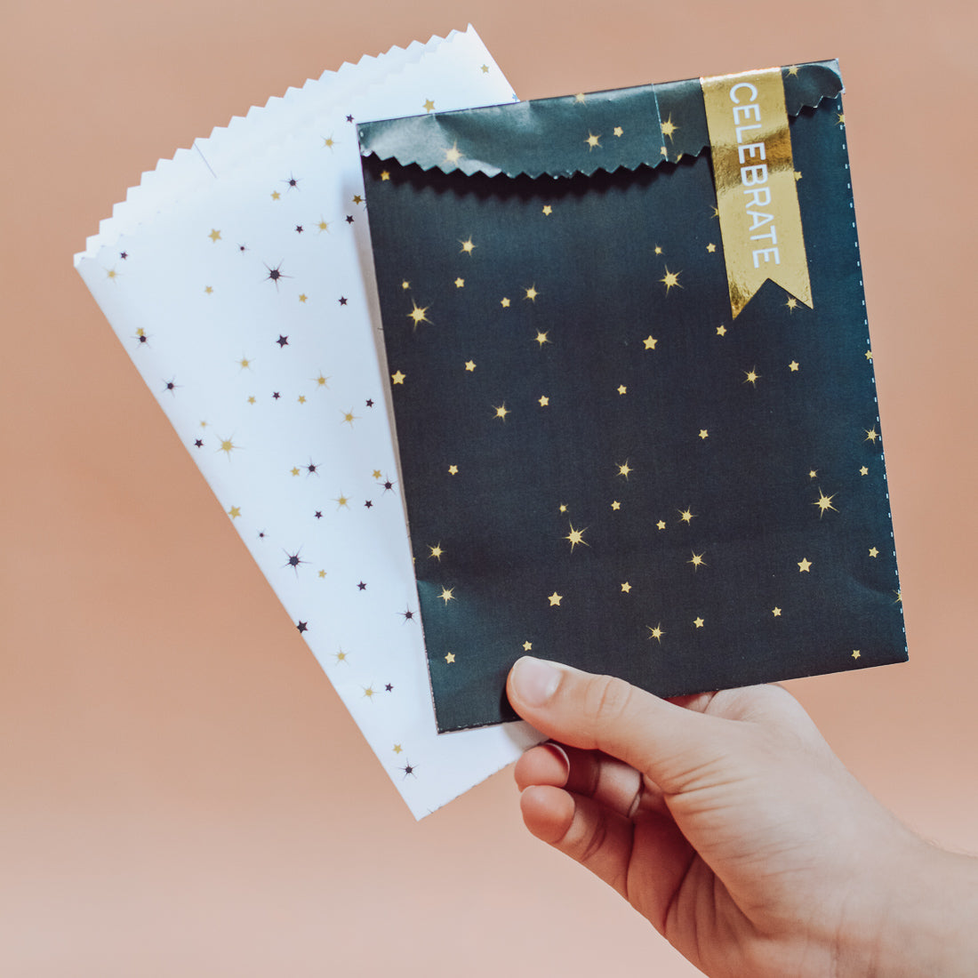 Constellation party Gift Bags printable