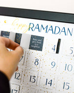 Load image into Gallery viewer, Constellation Ramadan Advent Calendar printable