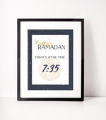 Load image into Gallery viewer, Constellation Iftar Time printable