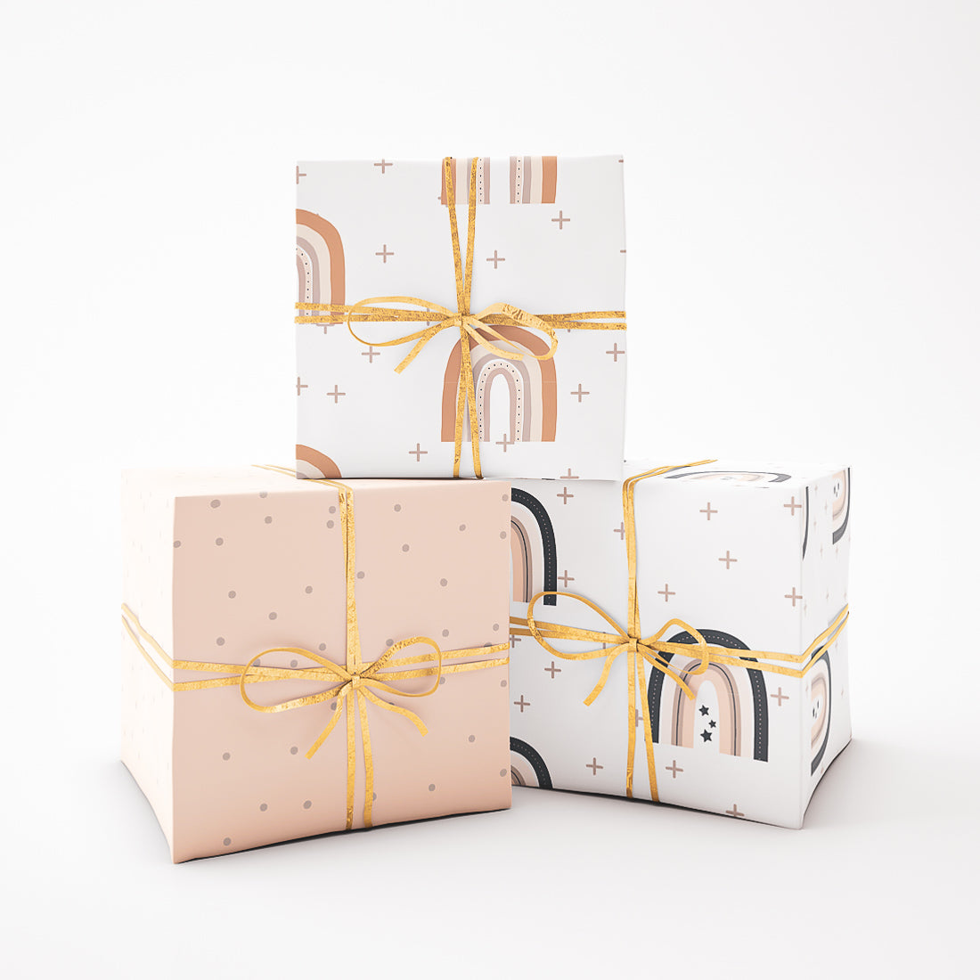 Luna party Gift Boxes printable
